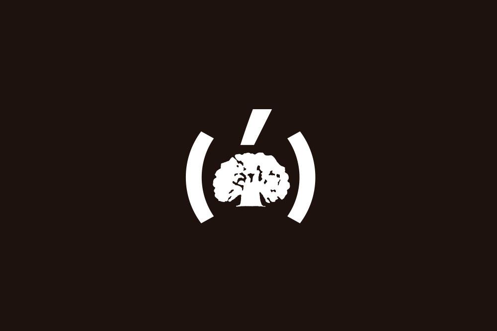 Positive - negative logo