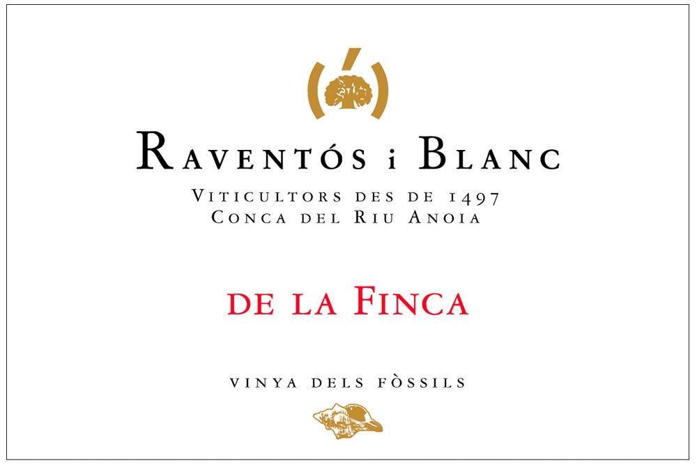 Label De la Finca 2012 2013
