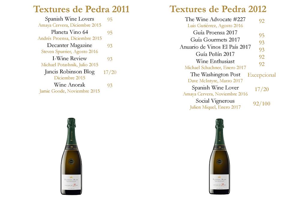 Recognitions Textures De Pedra - 2017